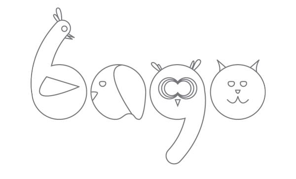 Логотип різноманітний і може бути використаний в зовсім несподіваному вигляді...