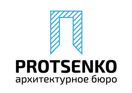 Основной логотип выглядит стильно и архитектурно строго.