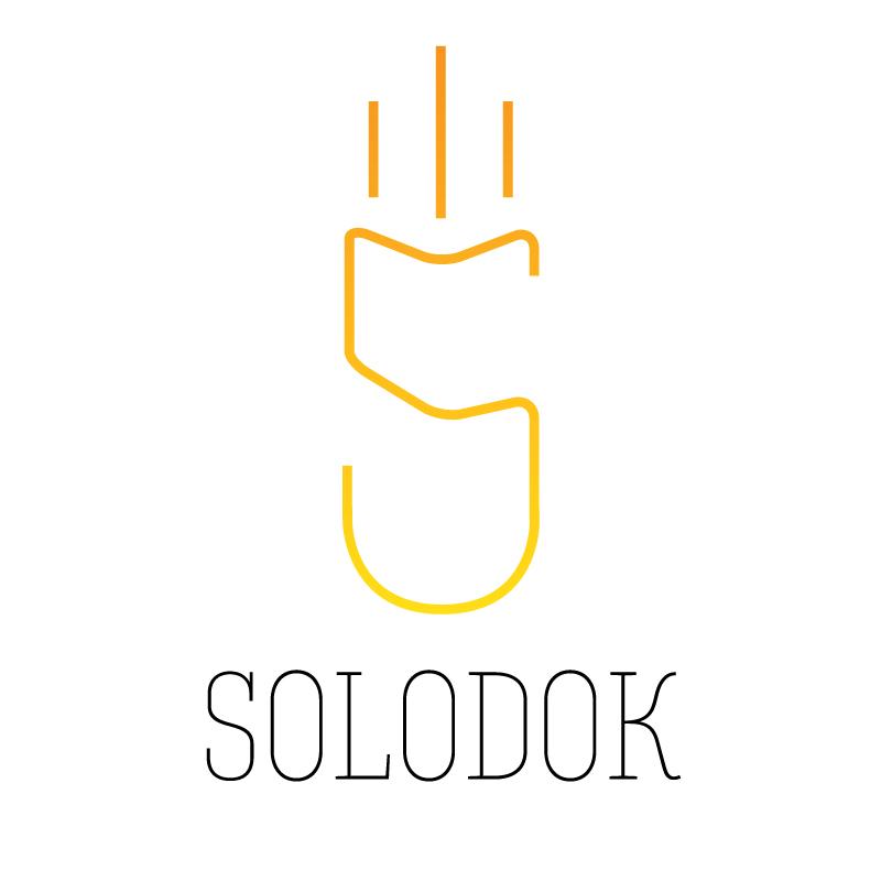 Для логотипа был выбран золотистый цвет, который ассоциируется с солодом.