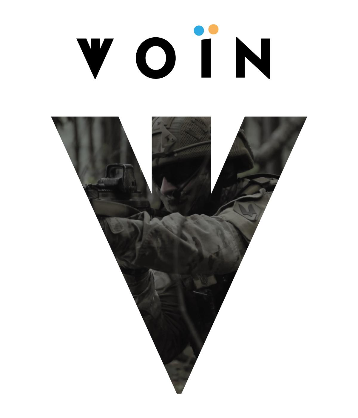 Логотип поєднує в собі літеру «V» із кінцем стріли – міжнародним символом Сил Спеціальних Операцій