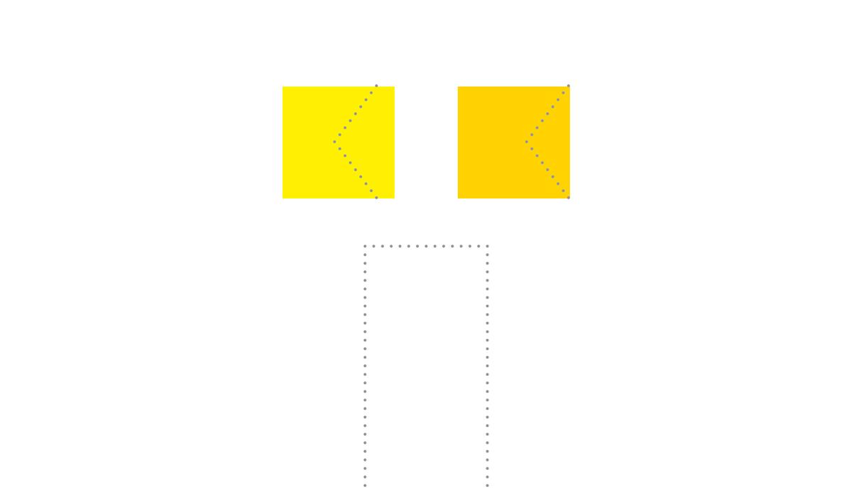 """Второстепенной, но не мене важной является буква """"ї"""". Уникальная, она встречается как в названии нашей страні, так и в названии столицы. Точки в форми квадрата перекликаются с знаком логотипа."""