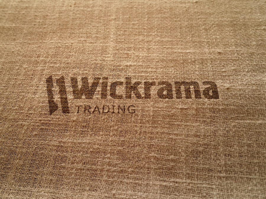 """Теперь мешки с зерном """"Wickrama"""" легко отличить во время перегрузок в разных портах мира."""