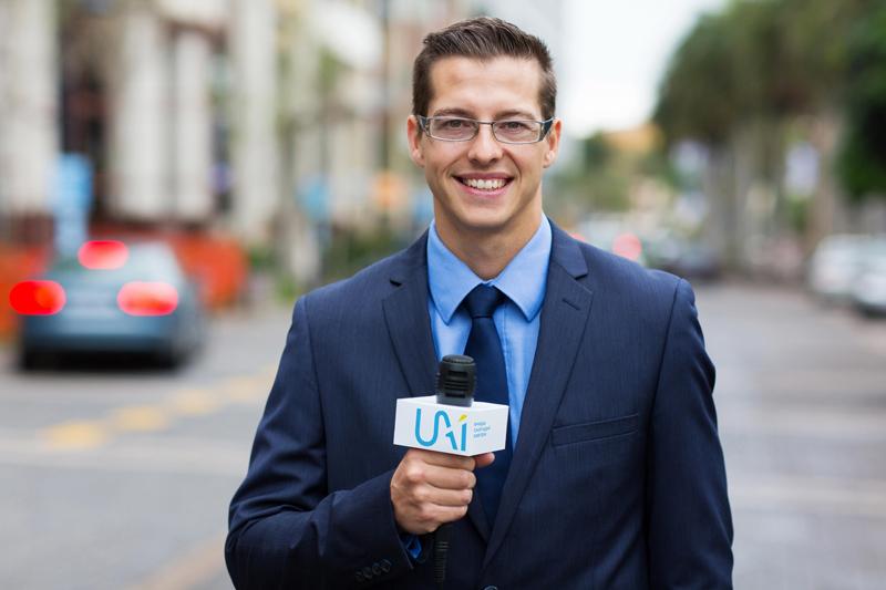 В эфире UA1.